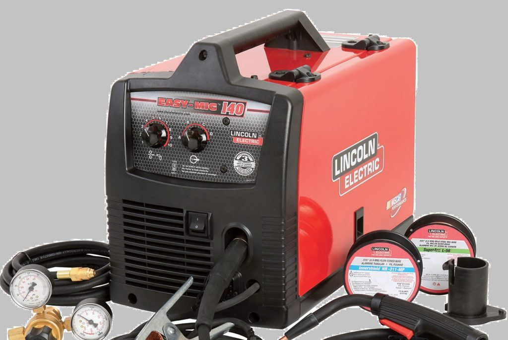 Lincoln Electric Handheld MIG Welder Review