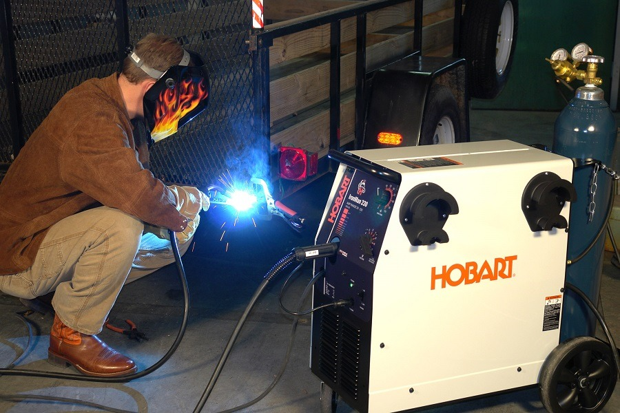 Hobart IronMan Welder Review