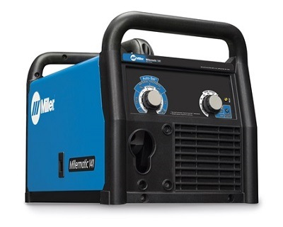Miller Electric Welder, MIG/Flux Core, 120V.
